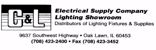C Amp L Electrical Supply